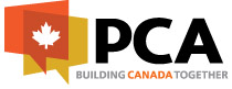 Teh Progressive Contractors Association of Canada Logo