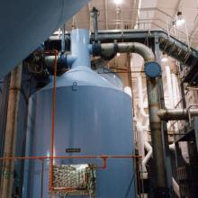 lime feed and chlorination equipment