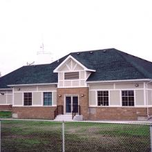 Kapuskasing Water Treatment Plant Building Front